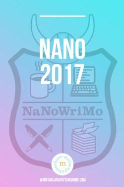 national novel writing month 2017