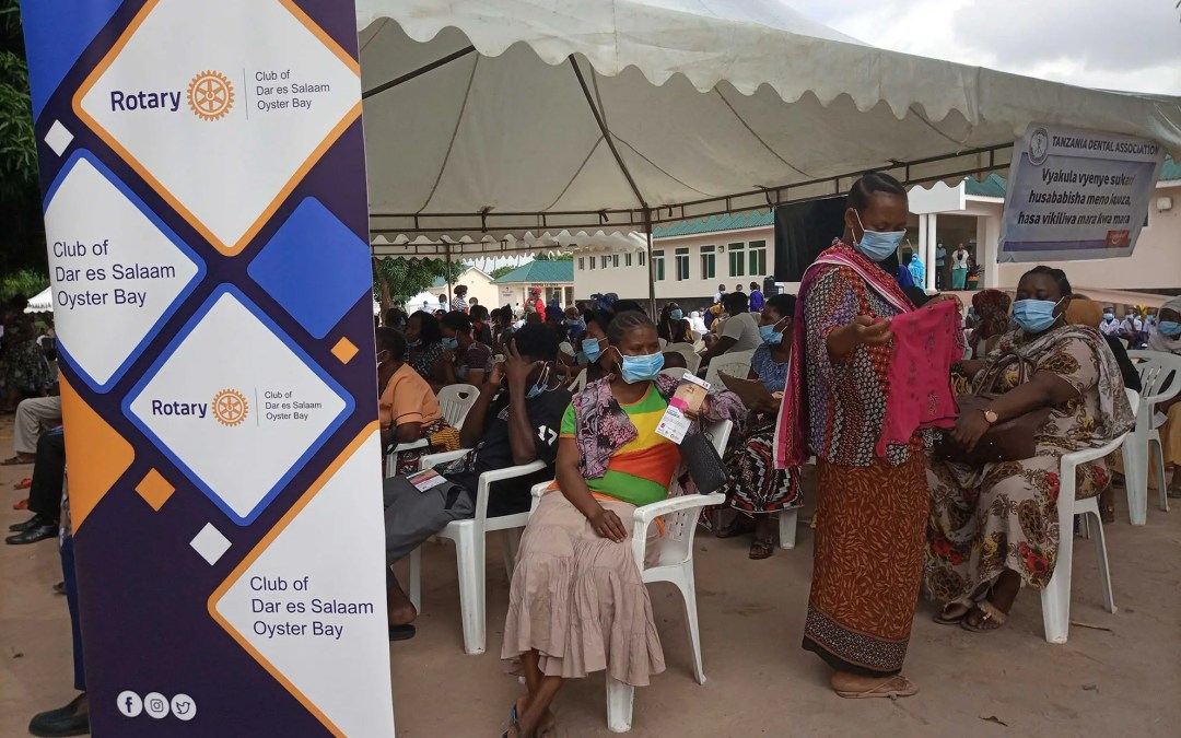 Med Camp reaches 5,500 people with malaria testing, treatment and education