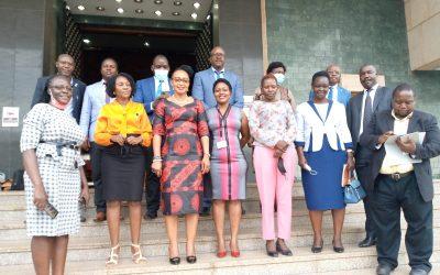 East Africa Community Cross-Border Collaboration Against Malaria