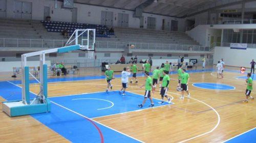 Marotta Basket corsaro a Urbino