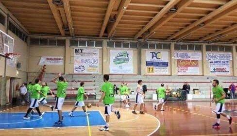 Il Marotta Basket supera di misura la Virtus 88 BK Jesi