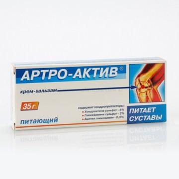 Ruski preparat ARTRO-AKTIV hranljivi krem balzam
