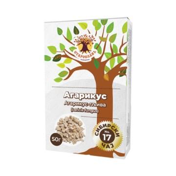 Sibirski čaj AGARIKUS - gljiva