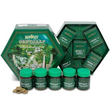 SVJATODAR – Komplet manastirskih čajeva
