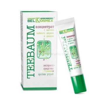 Teebaum - Koncentrat sa uljem čajnog drveta