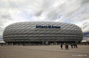 Allianz Arena, the Bayern Museum Stadium