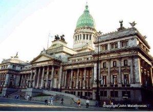 Congress Building, Buenos Aires