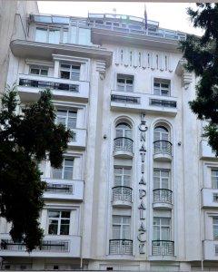 Egnatia Palace Hotel Salonika