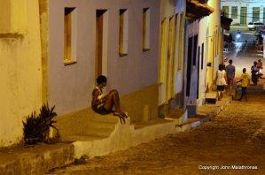 Lençóis by night Brazil