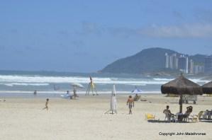 Family Beach, Guaruja