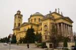 The Neoclassical cathedral of Eger