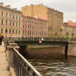 Kokushkin Bridge St Petersburg