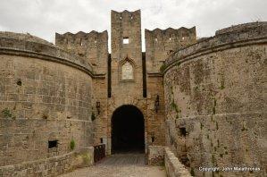 D'Amboise Gate, Rhodes Town