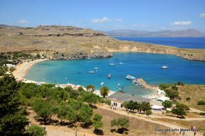 Grand Harbour, Lindos