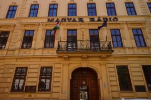 Magyar Radio building