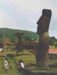 Hanga Roa outskirts