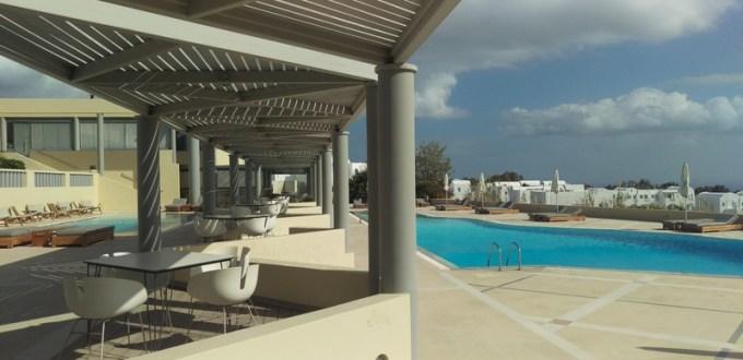 Hotel Majestic, Santorini