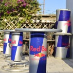 Red Bull seats Antiparos