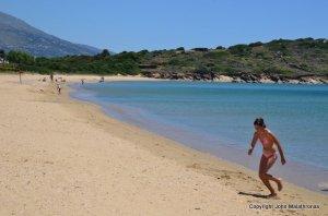 Kypri Beach, Andros