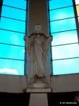 Handless Christ in Regina Mundi