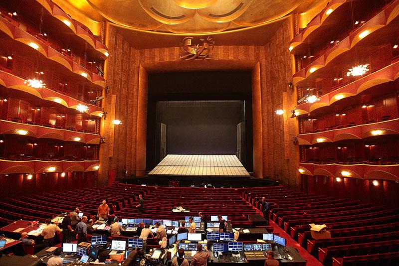 Resultado de imagen para MET Opera House