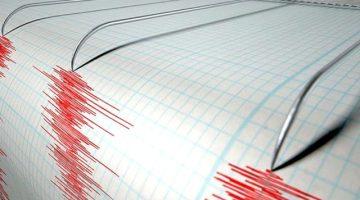 Malatya 4.1 Büyüklüğünde Depremle Sallandı