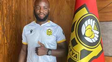 Malatyaspor Kongolu oyuncu Lukoki ile anlaştı