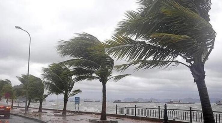 Meteoroloji'dan Kuvvetli Rüzgar Uyarı