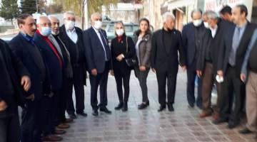İYİ Parti İl Başkanı Sarıbaş, Pandemi döneminde Alınan Tedbirleri Değerlendi