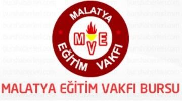 Malatya Eğitim Vakfı (MEV) Burs Vermeye Devam Ediyor