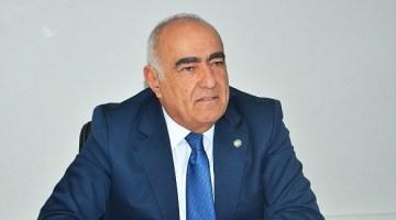 Başkan Sarıbaş, Türkeş'i doğum gününde andı