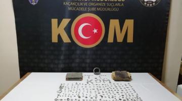 Tarihi Eser Kaçakçısı Yakalandı,Tefecilik Suçundan Göz Altına alınan 4 kişi Mahkemeye çıkartıldı