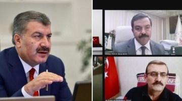 Sağlık Bakanı Fahrettin Koca, 4 ili uyardı: Risk devam ediyor