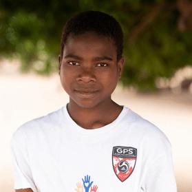 Shabani P (16 Yr Old, Boy)