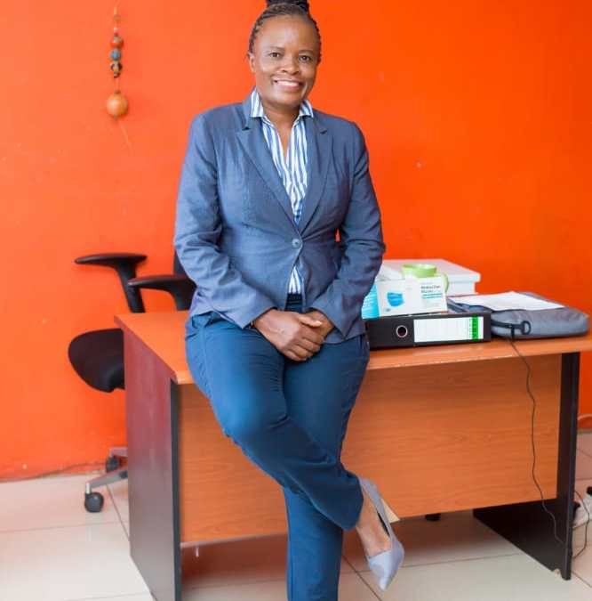 Introducing New Chief Executive Officer (CEO): Ms Stella Masangano