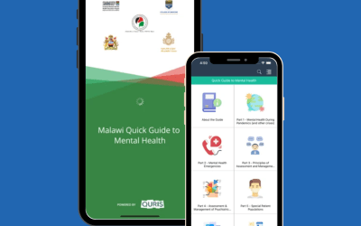 Malawi guide to Mental health' App launched