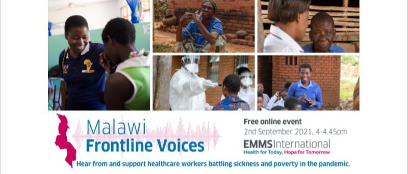 EMMS International – Malawi Frontline Voices, 2nd September