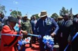 Mutharika: labeled as arrogant president