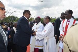 Petecostal Churches to pray for Malawi