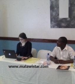 Adams (L): Malawi will benefit through SDG's