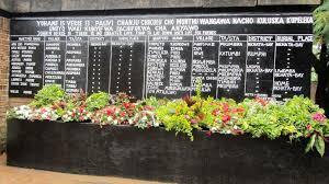 Nkhata bay Martyrs grave