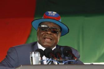 Mutharika named in the attack