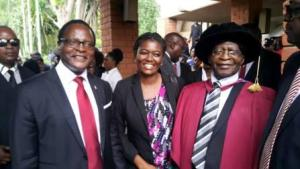 Chakwera and Dr Tembo