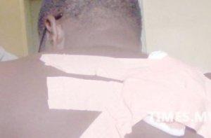Kumwenda: once beaten twice shy