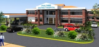 Proposed New Phalombe District Hospital