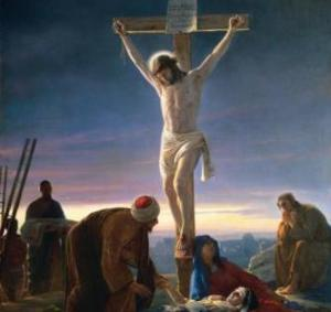 Cross is the instrument upon which Saviour won