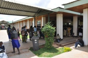 Mzuzu Central Hospital: No pay - No X-ray