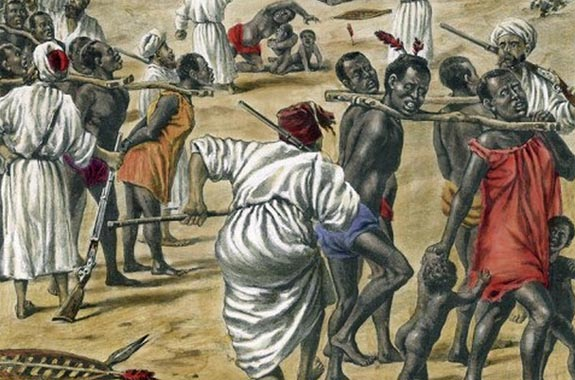 Black Slavery is an Islamic Product