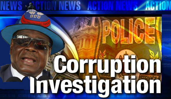 DPP: Promoting Corruption in Police Department