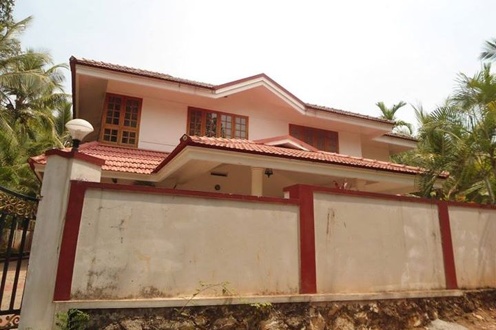 pinarayi vijayan house photo - original image of pinarayi home